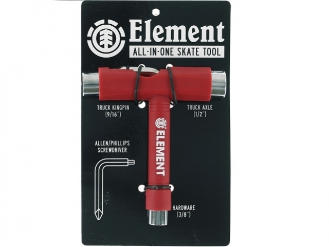 Element All In One Skate Tool Assorted (detaliu #0)