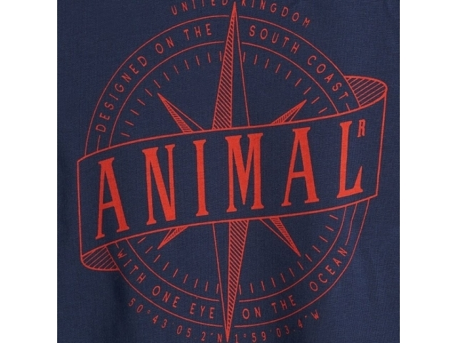 Animal Reggie Dark Navy