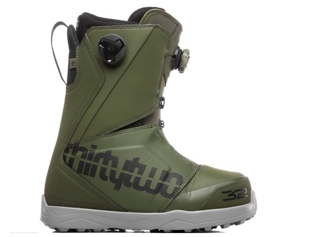 ThirtyTwo Lashed Double Boa Olive