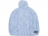 Roxy Shooting Star Pom-Pom Beanie Powder Blue (thumb #0)