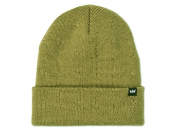 Supra Crown Beanie Olive (thumb #0)