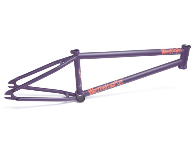 Cadru Wethepeople Warriors Flat Eggplant