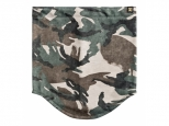 DC Thief Neckwarmer Woodland Camo