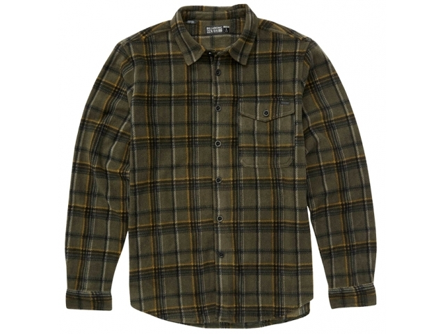 Billabong Furnace Flannel Military