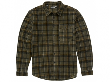 Billabong Furnace Flannel Military (thumb #0)