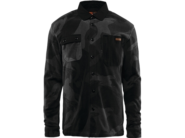 ThirtyTwo Reststop Polar Fleece Black/Camo