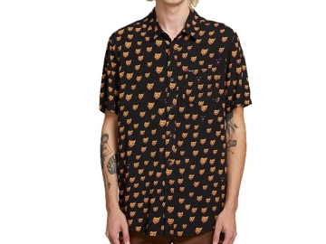 Volcom Ozzie Cat Black (thumb #0)