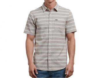 Volcom Sable Shirt Clay (thumb #0)