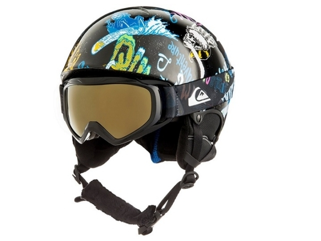 Quiksilver The Game Pack 19 Black A Night At the Mountain