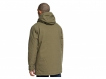 DC Canongate 2 Water Resistant Worker Parka Burnt Olive (#1)