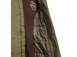 DC Canongate 2 Water Resistant Worker Parka Burnt Olive (#2)