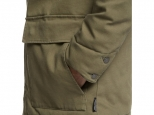 DC Canongate 2 Water Resistant Worker Parka Burnt Olive (#3)