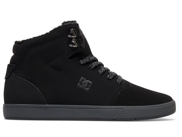 DC Crisis High WNT Black/Grey