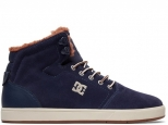 DC Crisis High WNT Navy/Camel