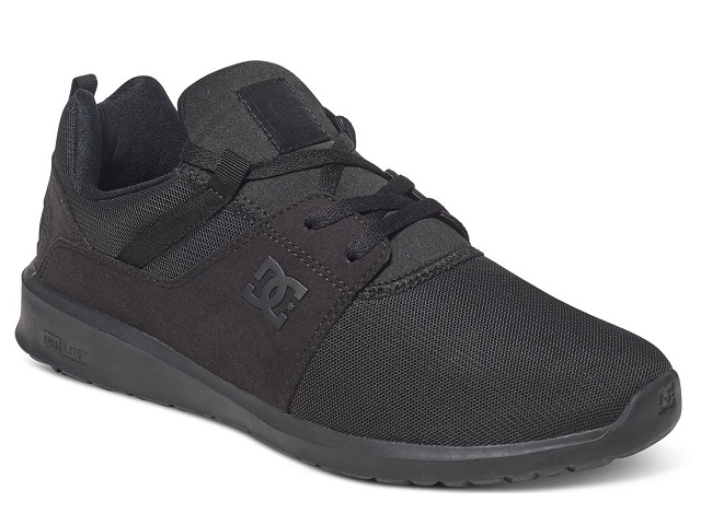 DC Heathrow Black/Black/Black