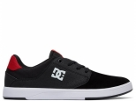 DC Plaza TC S Black/Athletic Red (#0)