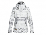 DC Skyline Anorak Snow Jacket Silver Birch Mud Cloth (#0)