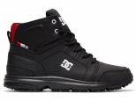 DC Torstein Black/Athletic Red/White