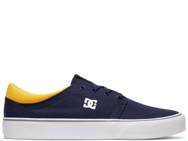 DC Trase TX Navy/Yellow