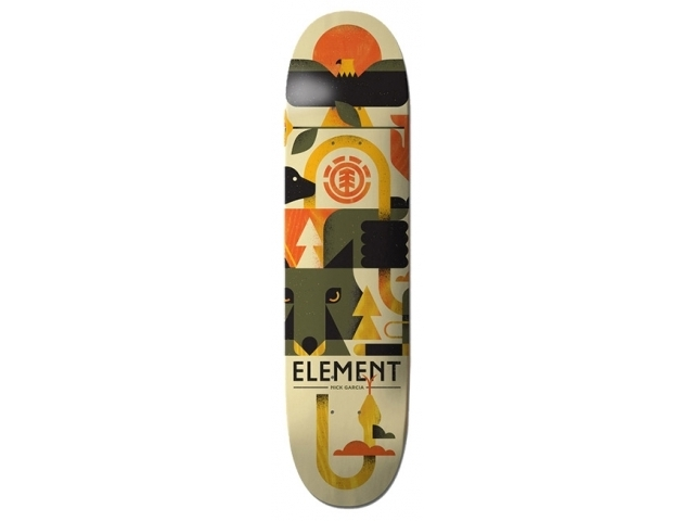 Element Forester Nick Garcia 8.0 Assorted