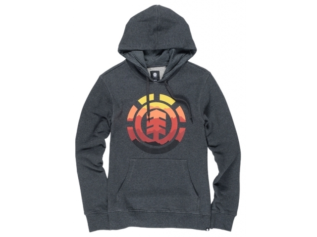 Element Logo Fill Charcoal Heather