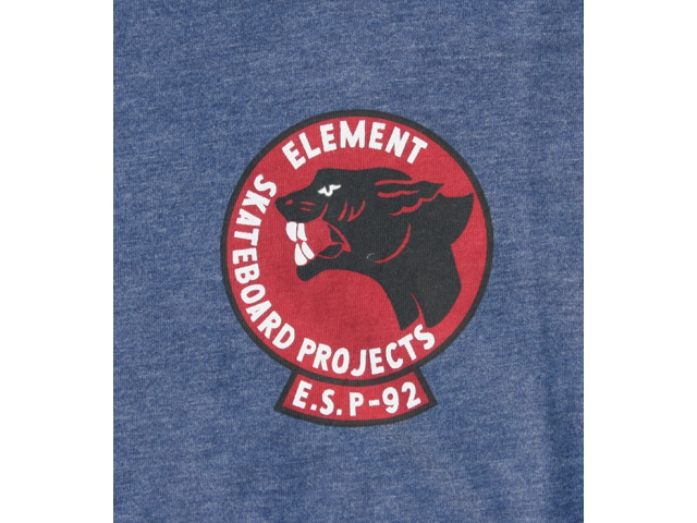 Element Panther Crew Navy Heather