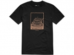 Emerica Burner Tee Black