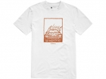 Emerica Burner Tee White (#0)