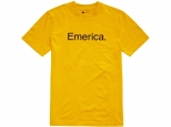 Emerica Pure Logo Tee Gold