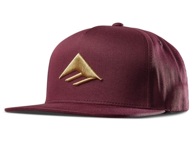 Emerica Triangle Burgundy (detaliu #0)