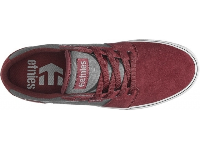 Etnies Barge LS Red/Grey