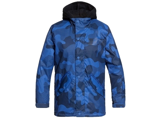 DC Union Kids Monaco Blue Pill Camo (detaliu #0)
