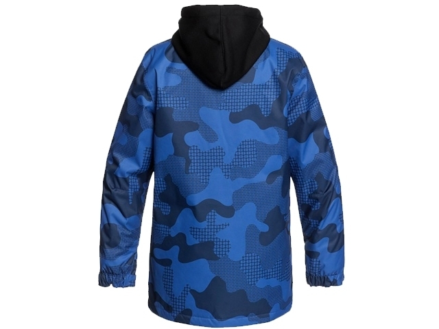 DC Union Kids Monaco Blue Pill Camo (detaliu #2)