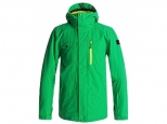 Quiksilver Mission Kelly Green
