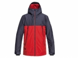 Quiksilver Sierra Snow Jacket Flame (thumb #0)