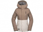Volcom Ashlar INS Jacket Sand Brown