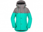 Volcom Bolt Ws Insulated Teal Green