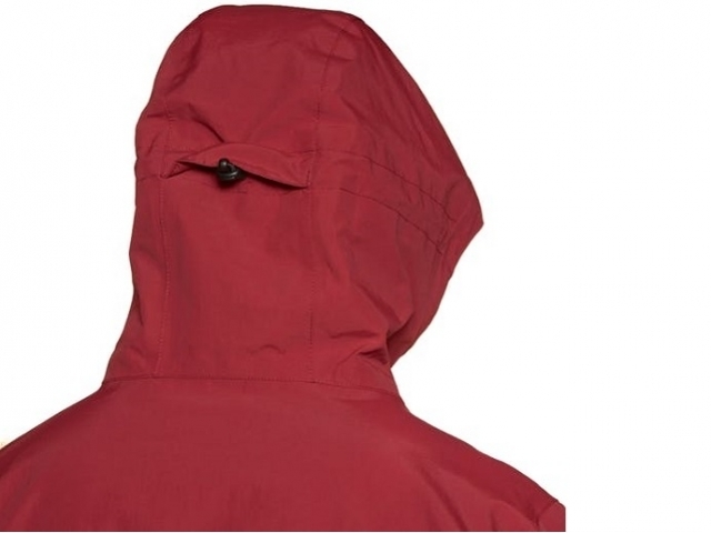 Volcom L Insulated Gore-Tex Jacket Burnt Red