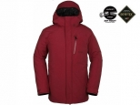Volcom L Insulated Gore-Tex Jacket Burnt Red (#0)