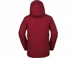 Volcom L Insulated Gore-Tex Jacket Burnt Red (#1)