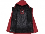 Volcom L Insulated Gore-Tex Jacket Burnt Red (#2)