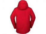 Volcom L Insulated Gore-Tex Jacket Red (thumb #1)