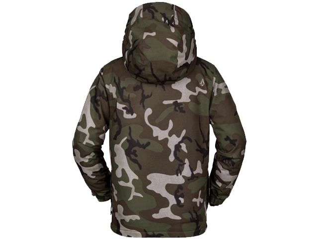 Volcom Ripley Insulated Jacket Boys Gi Camo (detaliu #1)