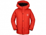 Volcom Ripley Insulated Jacket Boys Orange