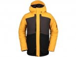 Volcom Scortch INS Jacket Resin Gold (thumb #0)