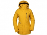 Volcom Shelter 3D Stretch Jacket Yellow (thumb #0)