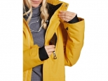 Volcom Shelter 3D Stretch Jacket Yellow (thumb #4)