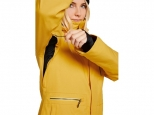 Volcom Shelter 3D Stretch Jacket Yellow (thumb #6)