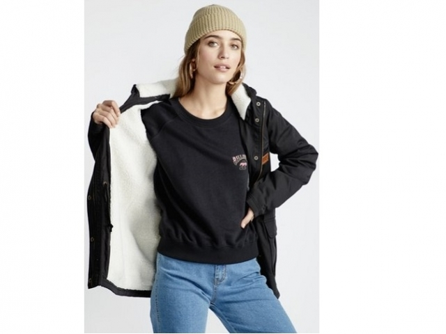 Billabong Facil Iti Black