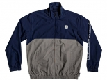 DC Ah Bon Water Resistant Windbreaker Black Iris (thumb #0)